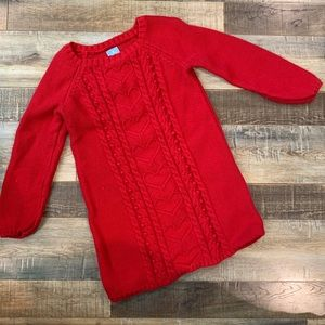 Toddler girls Christmas/valentines dress